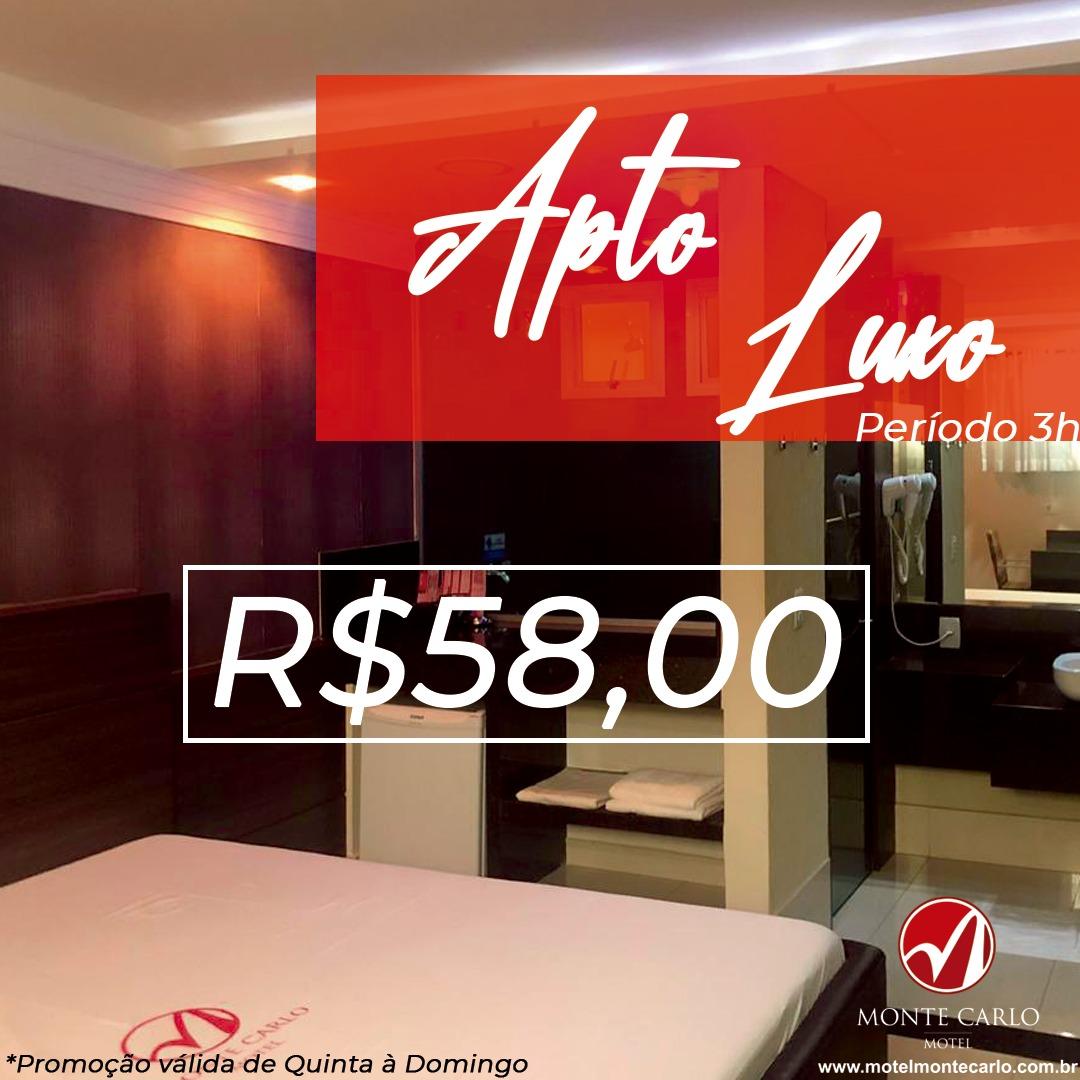 Promoção apartamento luxo