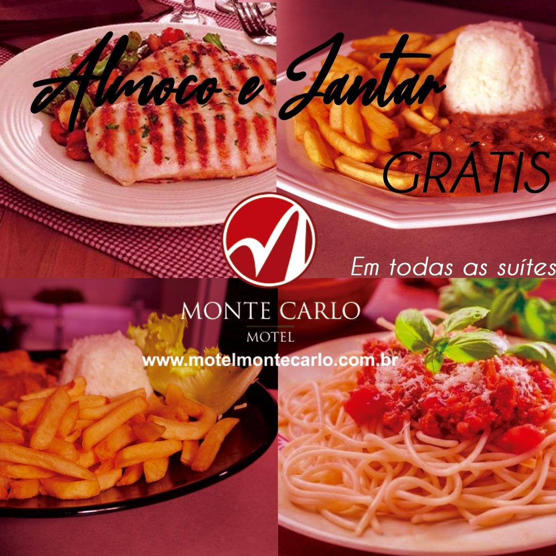 Promoção almoço e jantar